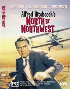 NORTH BY NORTHWEST (*REGION 1* DVD BRAND NEW + FREE POST)