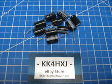250V 33uF Radial Electrolytic Capacitors - Nichicon - VZ Series - 10 Pieces
