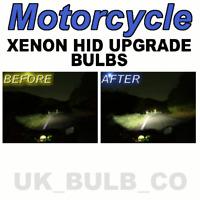 Xenon headlight bulbs Honda ST 1300 pan european H4 501
