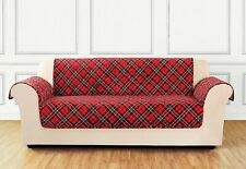 Holiday LOVESEAT size furniture protector pet Cover Sure Fit