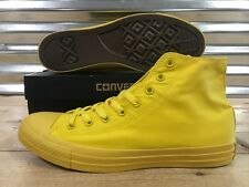 9001946abf37f1 Converse Unisex Chuck Taylor All Star Hi Aurora Yellow Basketball Shoe 11  Men US