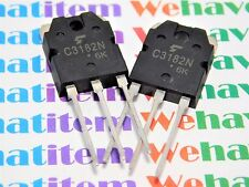 2SC3182N / C3182N / TRANSISTOR / TO247 / 2 PIECES (qzty)