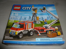 NEW IN BOX LEGO CITY FIRE UTILITY TRUCK 60111 SET 368 PCS AGES 5-12 FIRETRUCK >>