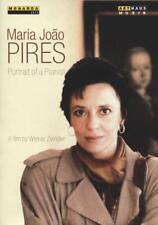 Maria JoÃO Pires: Portrait Of A Pianist New Dvd