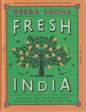 Fresh India by Meera Sodha NEW Hardback