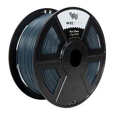 Blue Grey PLA 1.75mm WYZworks 3D Printer Premium Filament 1kg/2.2lb