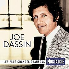 Joe Dassin - Les Plus Grandes Chansons Nostalgie [New CD] Germany - Import
