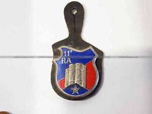 (AL) insigne 11e RA Régiment d'Artillerie - Andor Le Canet