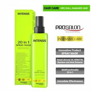 Keratin Spray Hair Mask Treatment for Damaged and Dry - Repair 20 in 1- no rinse