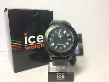 "OROLOGIO ICE WATCH ""VINTAGE BLACK BIG""  REF. VT.BK.B.L.13 -NUOVO-"