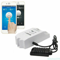 Sonoff TH16 Smart Wifi Control Switch Monitor Temperature Humidity Sensor US