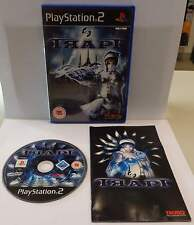 Console Game Gioco Play SONY Playstation 2 PS2 Play Gioco PAL UK - TRAPT - Tecmo
