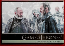 GAME OF THRONES - Season 5 - Card #25 - THE DANCE OF DRAGONS - Rittenhouse 2016