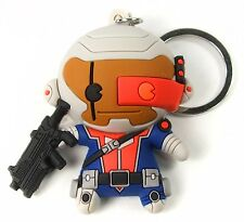 "Marvel Collectors Figural Keyring Series 8 DEATHLOK KEYCHAIN 3"" Agents of SHIELD"