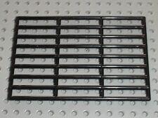 Grille LEGO Castle Black Bar 9x13 Grille ref 6046 / set 7019 7783 8634 8191 7094