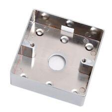 Durable explosion-proof metal surface installation Socket bottom box