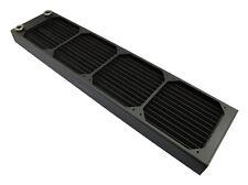 XSPC AX480 Premium Quad 120mm Fan Water Cooling 480mm Radiator Black