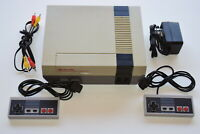 Nintendo NES Console Video Game System Complete