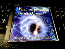 What the Bleep Do We Know!? Soundtrack 2x CD Christopher Franke (Tangerine Dream