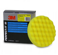 1 x 3M Perfect-it III 50488 Polishing Pad yellow 150mm for Extra Fine Compound