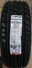 1 UN-USED AVON 215 70 16 100T RANGER ICE