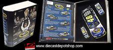 JIMMIE JOHNSON 2010 5X CHAMP 3-CAR BOOK SET 1/24 SCALE &1/64 ACTION DIECAST