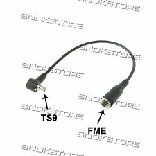 ADATTATORE CONNETTORE ADAPTER CABLE CONNECTOR CAVO FME to TS9 PIGTAIL per huawei