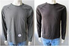 "Juicy Couture Herren ""Basic"" Langarm Tee Shirt T-Shirt"