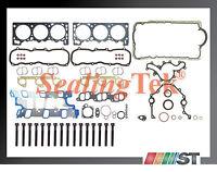 Fit 97-2000 Ford 4.0L V6 OHV Engine Full Gasket Set with Cylinder Head Bolts Kit