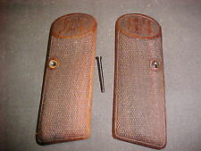 Browning FN Model 1922 Fine Checkered English Walnut Pistol Grips w/Logo SWEET!!