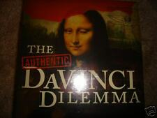 AUTHENTIC DAVINCI DILEMMA BOARD GAME - NEW SEALED CODE