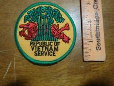 Vietnam War Airborne Patch