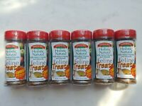 6 pack Trader Joe's Bench & Field Holistic Natural Feline Cat Treats kitty and