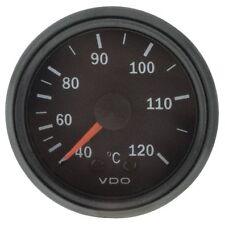 "VDO Mechanical Water Temperature Gauge 2"" 40-120 Degree Cockpit Series 180077022"