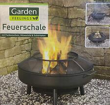 Feuerschale  Feuerkorb aus Stahl