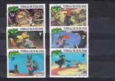 Serie Disney postfris MNH Turks & Caicos: Uncle Remus (dis042)