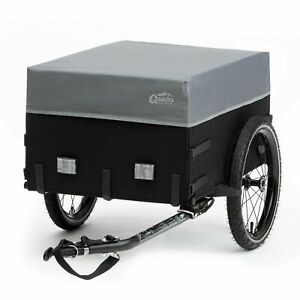 Fahrradanhänger Lastenanhänger Qeedo Cargo Trailer Fahrrad Transportanhänger