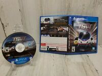Train World Sim. PlayStation 4. Complete. Free Shipping. Fast Shipping