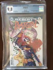 Batgirl Rebirth 6 2017 CGC 9.8 1st Ethan Cobblepot Penguins son Manapul NM DC