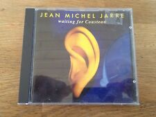 """JEAN MICHEL JARRE """"WAITING FOR COUSTEAU"""" RARE 4 TRACKS CD ALBUM POLYDOR GERMANY*"""