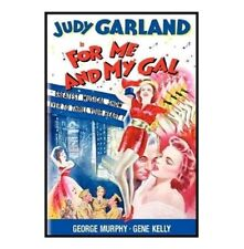 FOR ME AND MY GAL GIRL DVD Judy Garland Gene Kelly New Sealed UK Release R2