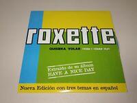 0121- ROXETTE QUISIERA VOLAR CD ( DISCO ESTADO BUENO ) SINGLE PROMO LIQUIDACIÓN