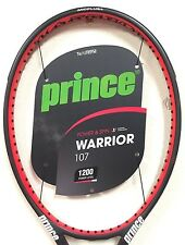 Prince Warrior 107 Tennis Racquet Grip Size 4 1/8