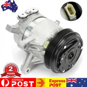 Air Con AC Compressor for Genuine Gmh Fit Holden Commodore VT VX VYV6 3.8L