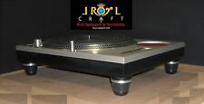 Technics SL-1200MK2 Replacement Upgrade feet foot set x 4 by RoyLCraft turntable