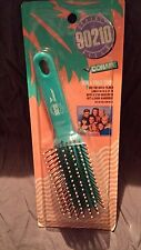 Beverly Hills 90210 1992 Conair 7 Row All-Purpose Hair Brush Sealed.