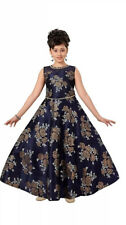 ADIVA Girl's Indian Party Wear Gown for Kids Size 24 (4-5 Year Old)