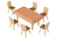 Faller 180442 HO 1/87  4 Tables et 24 Chaises