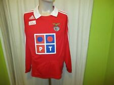 """Benfica Lissabon Original Adidas Langarm Heim Trikot 2007/08 """"PT"""" Gr.S- M TOP"""