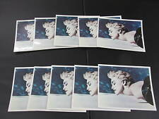 "10 Madonna ""True Blue"" 8"" x 10"" Postcards"